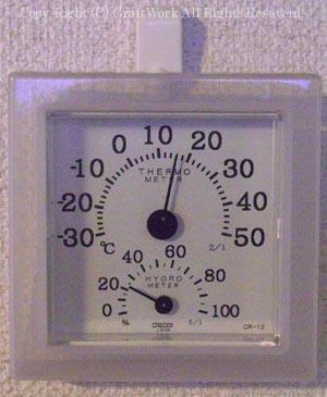 12月18日の湿度