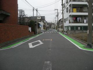 Photos: 通学路