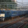 EF64-1052+24系客車青森車 寝台特急あけぼの号