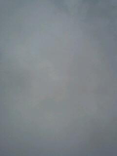 本日の山江村は雨。寒いくら...