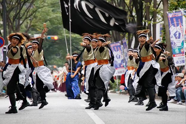 パワフル_04 - 良い世さ来い2010 新横黒船祭