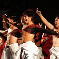 写真: 水戸藩YOSAKOI連_09 - 良い世さ来い2010 新横黒船祭