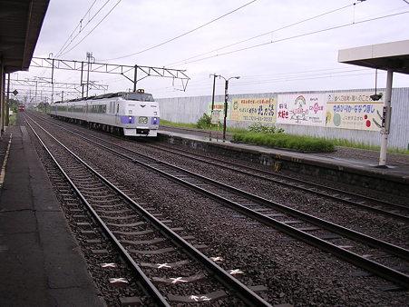 奈井江駅8