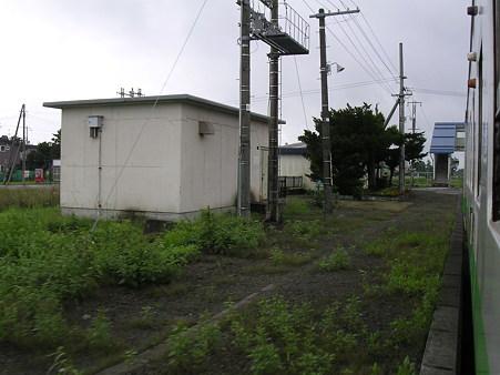 三川駅ホーム2