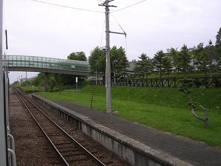 中富良野駅ホーム2