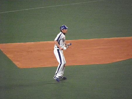 057 今季初盗塁を決めました