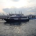 Photos: バタム島行きの船