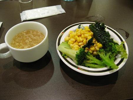 2010.03.22 夕食(1/4)