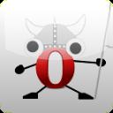 Operaウィジェット「Icon Creator」で作ったアイコン