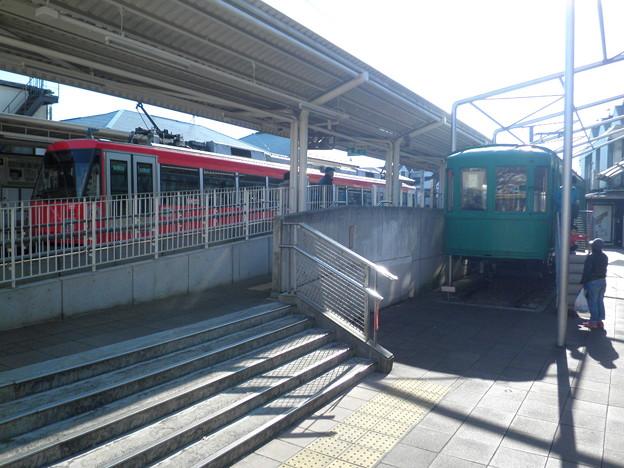 世田谷線:宮の坂駅-01