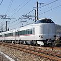JR西日本287系 試運転7