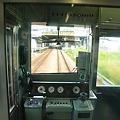 江ノ島線の車窓1(湘南台)