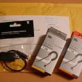 写真: Triggertrap Mobile Dongle & Cables