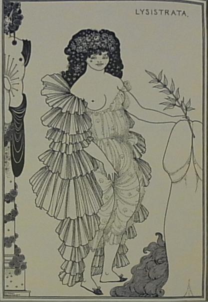オーブリー・ビアズリーの画像 p1_33