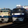 Photos: EF210&EF65