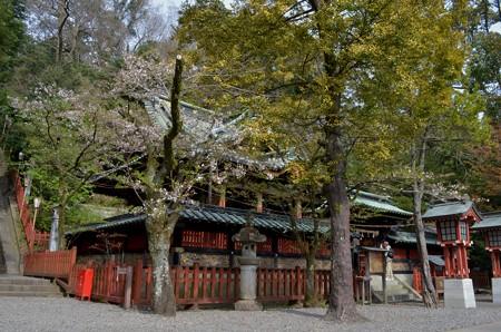 静岡浅間神社・八千戈神社
