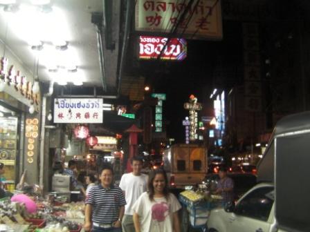曼谷 唐人街
