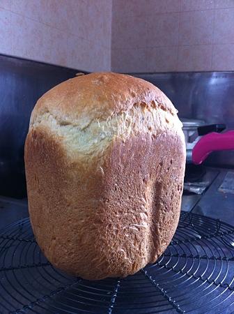 ミックスシード入りのパンが焼けました