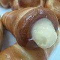 写真: チョココルネとブリオッシュ♪甘くて美味しかったヾ(^▽^)ノ