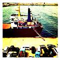 Photos: ロシア船