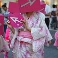 写真: 名古屋広小路祭り