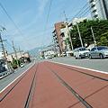 Photos: 路面工事後