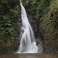 写真: 暗門滝・第一の滝