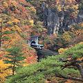 秋色の鳴子峡の旅