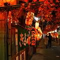 写真: 昭和歌謡が似合う街