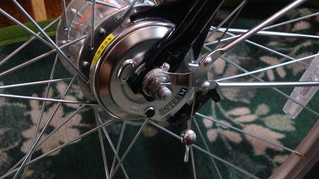 自転車の 自転車 車軸 キャップ : 2012年7月12日 (木) ブリヂストン ...