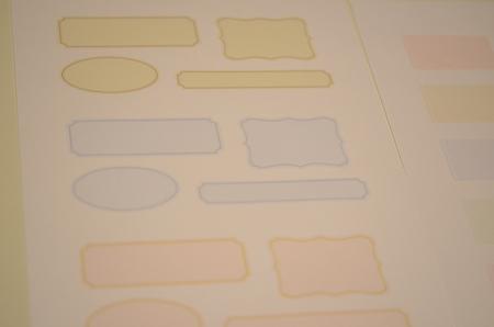フォトブック素材を印刷