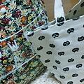 Photos: ねこまんじゅうトート ローリーズは限定ショップバッグほしさにお買い...