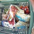 Photos: 買い物なう