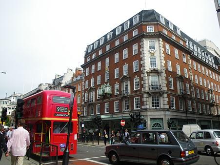 ロンドンらしい