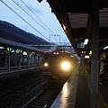 しなの鉄道長野行き列車