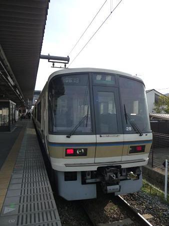100330-加茂駅→奈良駅 (1)