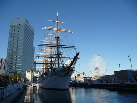 101105-帆船日本丸 (3)