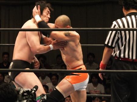 新日本プロレス BEST OF THE SUPER Jr.XIX 決勝戦 田口隆祐vsロウ・キー (2)