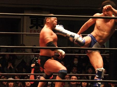 DDTプロレス 後楽園ホール 20110327 (51)