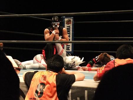 新日本プロレス BEST OF THE SUPER Jr.XVIII 〜Bring it on!〜 ディファ有明 20110528 (37)