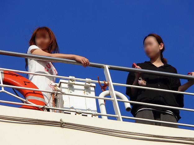 写真: おねいさん顔出しNG
