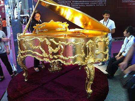 ゴールデンピアノ