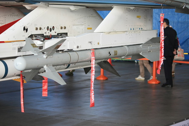 AAM-3 90式空対空誘導弾 IMG_7140