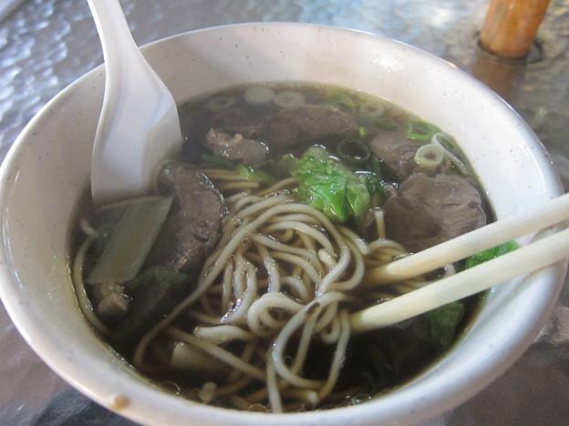 雙城美食街 牛肉麺