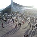 写真: T0010063-ライブ会場前