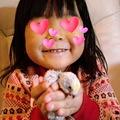 Photos: 娘がインコを飼いました(`∇´ゞ