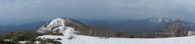 Photos: 飯綱山頂からの眺め