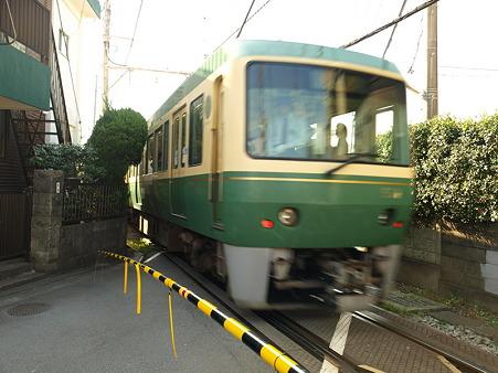 由比ヶ浜駅9