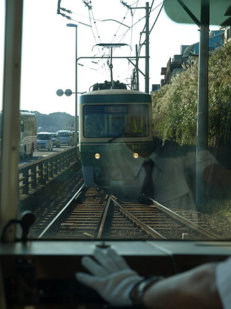 江ノ電車窓24