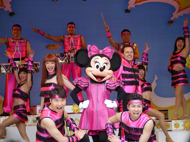写真: ミニー&ダンサー@ミニー・オー!ミニー